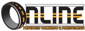 Online Pavement Markings & Maintenance Logo